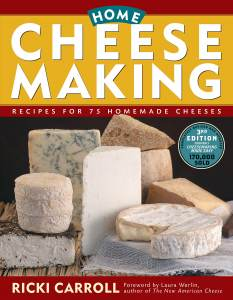 Cheese making recipes at home