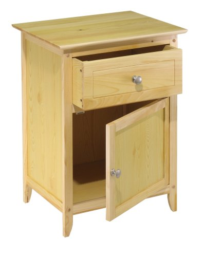 Winsome Wood Single Drawer Storage Kitchen Cart Review